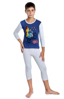 Пижама детская (мальчик) Dalmina 1001