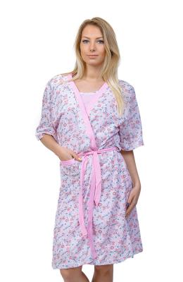 Ночная рубашка и халат Sentina 354