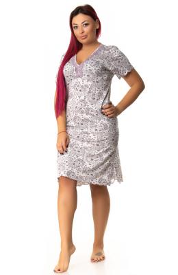 Ночная рубашка женская Vetex Carolina 86356