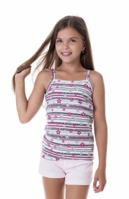 Майка детская (девочка) Donella 43123A